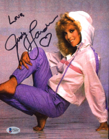 """Judy Landers Signed 8x10 Photo Inscribed """"Love"""" (Beckett COA) at PristineAuction.com"""