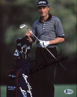 Bernhard Langer Signed 8x10 Photo (Beckett COA) at PristineAuction.com