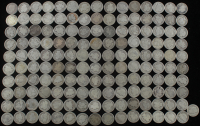 Lot of (151) Barber Silver Dimes at PristineAuction.com