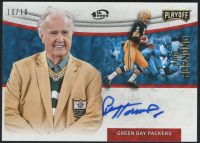 Paul Hornung 2018 Playoff Hall of Fame Autographs 4th Down #3 at PristineAuction.com