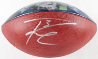 Russell Wilson Signed Seahawks Logo NFL Football (PSA COA & Wilson Hologram) at PristineAuction.com