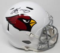 Kyler Murray Signed Cardinals Full-Size Speed Helmet (JSA COA) at PristineAuction.com
