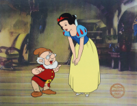 "Walt Disney's LE ""Snow White"" 11x14 Limited Edition Serigraph Cel at PristineAuction.com"