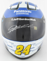 Jeff Gordon Signed NASCAR Panasonic Special Edition Full-Size Helmet (Gordon Hologram) at PristineAuction.com