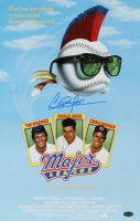 "Charlie Sheen Signed ""Major League"" 11x17 Photo (Schwartz Sports COA) at PristineAuction.com"