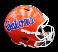 Tim Tebow Signed Florida Gators Full-Size Speed Helmet (Radtke COA) at PristineAuction.com