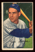 Yogi Berra 1952 Bowman #1 at PristineAuction.com