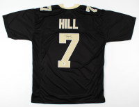 Taysom Hill Signed Jersey (Beckett COA) at PristineAuction.com