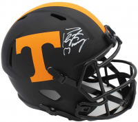 Peyton Manning Signed Tennessee Volunteers Full-Size Eclipse Alternate Speed Helmet (Fanatics Hologram) at PristineAuction.com