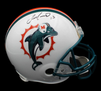 Dan Marino Signed Dolphins Full-Size Authentic On-Field Helmet (Fanatics Hologram) at PristineAuction.com