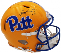 Dan Marino Signed Pittsburgh Panthers Authentic On-Field Full-Size Speed Helmet (Fanatics Hologram) at PristineAuction.com