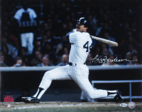 Reggie Jackson Signed Yankees 16x20 Photo (Beckett COA) at PristineAuction.com