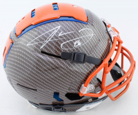 Jarvis Landry Signed Full-Size Authentic On-Field Hydro-Dipped F7 Helmet (JSA COA) at PristineAuction.com