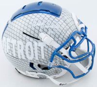 Kenny Golladay Signed Full-Size Authentic On-Field Hydro-Dipped F7 Helmet (JSA COA) at PristineAuction.com