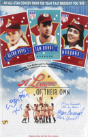 "Lori Petty, Ann Cusack & Megan Cavanagh Signed ""A League of Their Own"" 11x17 Photo Inscribed ""Kit"", ""Shirley Baker"" & ""Marla Hooch"" (MAB Hologram) at PristineAuction.com"
