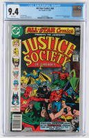 "1977 ""All-Star Comics: Justice Society of America"" Issue #69 D.C. Comic Book (CGC 9.4) at PristineAuction.com"