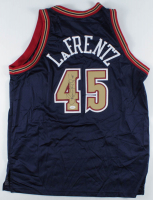 Raef LaFrentz Signed Nuggets Jersey (JSA COA) at PristineAuction.com