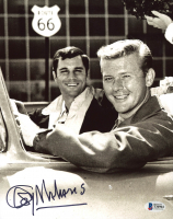 """George Maharis Signed """"Route 66"""" 8x10 Photo (Beckett COA) at PristineAuction.com"""