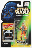 """Garrick Hagon Signed """"Star Wars: The Power of the Force"""" Kenner Action Figure Inscribed """"Biggs"""" (Beckett COA) at PristineAuction.com"""