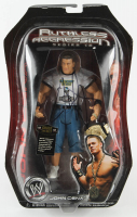 """John Cena Signed """"Ruthless Aggression Series 18"""" Action Figure (JSA Hologram) at PristineAuction.com"""