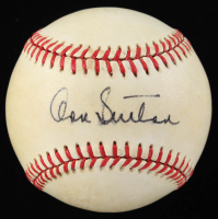 Don Sutton Signed OAL Baseball (JSA COA & JSA ALOA) at PristineAuction.com