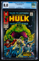 "1968 ""Tales to Astonish"" Issue #101 Marvel Comic Book (CGC 8.0) at PristineAuction.com"