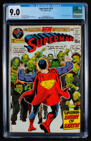 "1971 ""Superman"" Issue #237 DC Comic Book (CGC 9.0) at PristineAuction.com"
