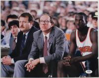Jim Boeheim Signed Syracuse Orange 11x14 Photo (PSA Hologram) at PristineAuction.com