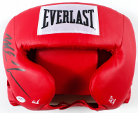 Mike Tyson Signed Everlast Boxing Sparring Helmet (PSA COA) at PristineAuction.com