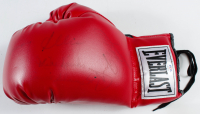 Everlast Boxing Glove Signed By (5) With Joe Frazier, Michael Spinks, Jimmy Ellis, Earnie Shavers (PSA LOA) at PristineAuction.com