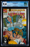 "1991 ""The New Mutants"" Issue #97 Marvel Comic Book (CGC 9.4) at PristineAuction.com"