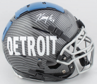 Kenny Golladay Signed Full-Size Authentic On-Field Hydro-Dipped F7 Helmet (Beckett COA) at PristineAuction.com