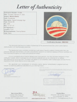 Barack Obama Signed 2008 Presidential 18x22 Custom Framed Campaign Sign Display (JSA LOA) at PristineAuction.com