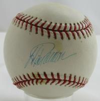 Jorge Posada Signed OML Baseball (Steiner Hologram) at PristineAuction.com