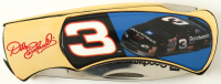 Dale Earnhardt Sr. #3 Goodwrench Service Pocket Knife at PristineAuction.com