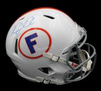 Tim Tebow Signed Florida Gators Full-Size Authentic On-Field Speed Helmet (Radtke COA) at PristineAuction.com