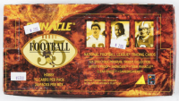 1995 Pinnacle Football Hobby Box with (24) Packs at PristineAuction.com