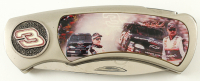 Dale Earnhardt Sr. #3 Goodwrench Service Pocket Knife with Original Box at PristineAuction.com