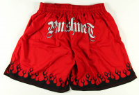 Tito Ortiz Signed Punishment Athletics Boxing Trunks (PSA COA) at PristineAuction.com