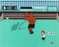 """Mike Tyson Signed """"Punch-Out!!"""" 16x20 Photo (Beckett COA & Fiterman Sports Hologram) at PristineAuction.com"""