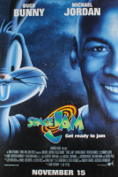"""Space Jam"" 27x40 Original Double Sided Movie Poster at PristineAuction.com"