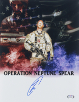 "Robert J. O'Neill Signed ""Operation Neptune Spear"" 11x14 Photo (PSA COA) at PristineAuction.com"