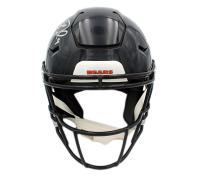 Nick Foles Signed Bears Full-Size Authentic On-Field SpeedFlex Helmet (Fanatics Hologram) at PristineAuction.com