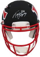 Tony Gonzalez Signed Chiefs Full-Size AMP Alternate Speed Authentic On-Field Helmet (Rastke COA) at PristineAuction.com
