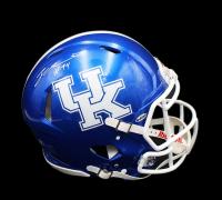 Za'Darius Smith Signed Kentucky Wildcats Full-Size Authentic On-Field Speed Helmet (Radtke COA) at PristineAuction.com