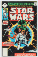 "Vintage 1977 ""Star Wars"" Vol. 1 Issue #1 Marvel Comic Book at PristineAuction.com"