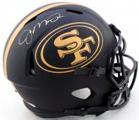 Joe Montana Signed 49ers Full-Size Eclipse Alternate Speed Helmet (Beckett COA) at PristineAuction.com