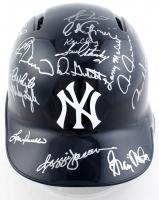 1978 Yankees Full-Size Batting Helmet Team-Signed by (21) with Reggie Jackson, Graig Nettles, Lou Piniella, Goose Gossage, Gary Thomasson (JSA COA) at PristineAuction.com