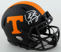 Peyton Manning Signed Tennessee Volunteers Eclipse Alternate Speed Mini-Helmet (PSA COA) at PristineAuction.com