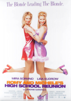 """""""Romy and Michelle's Highschool Reunion"""" 27x40 Double Sided Original Movie Poster at PristineAuction.com"""